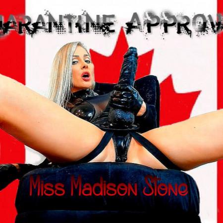 Miss Madison Stone